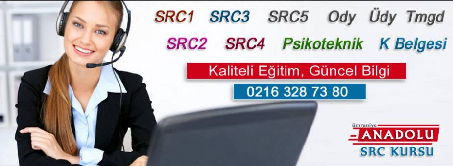 Anadolu src eğitim merkezi iletişim